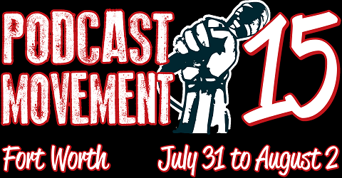 podcast movement branding