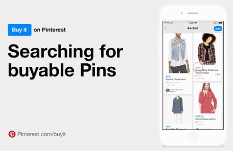 pinterest buyable pins