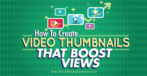 how to choose thumbnail youtube