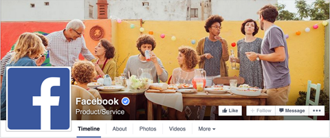 facebook cover and profile image example