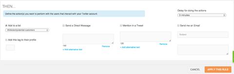 add prospects to twitter list in socialbro