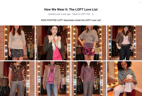 loft customer model images