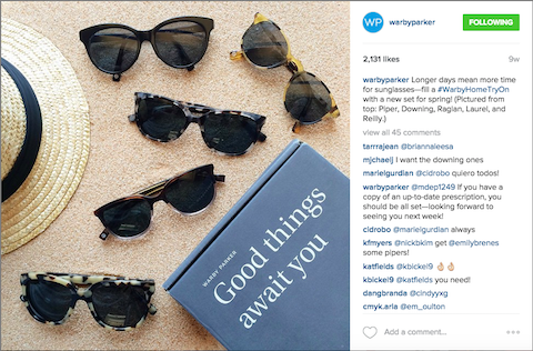 How To Craft Instagram Posts That Drive Sales Social Media Examiner