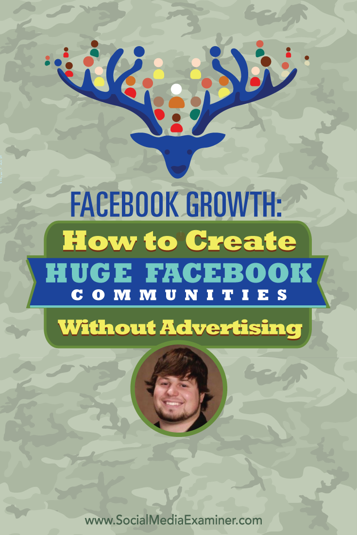 how to create huge facebook communities without advertising