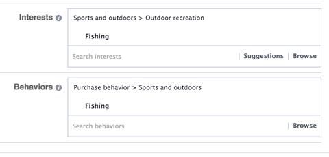 interest targeting