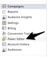 power editor in campaign menu