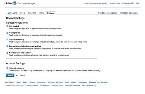 Sử dụng LinkedIn để tăng lợi nhuận doanh nghiệp, tặng khách hàng tiềm năng khi kinh doanh bán hàng online - image vvr-campaign-manager on https://congdongdigitalmarketing.com