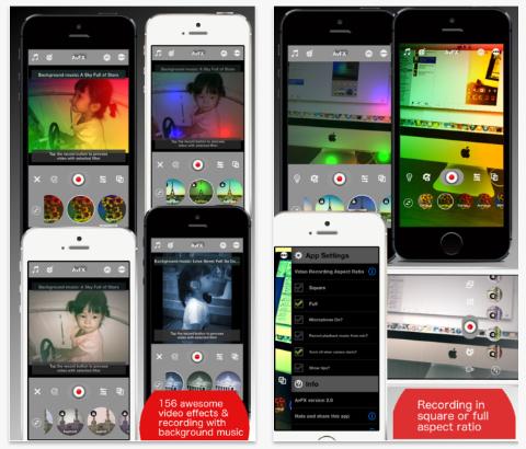 avfx mobile app