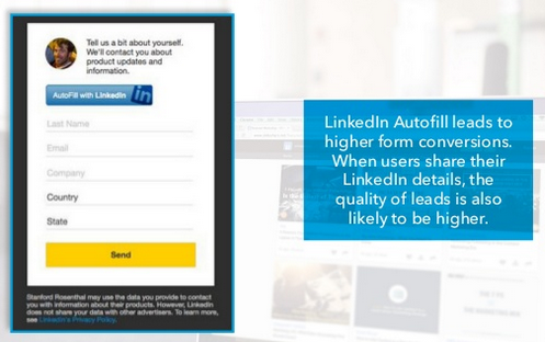 linkedin slideshare lead generation tool