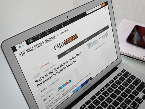 wall street journal article image