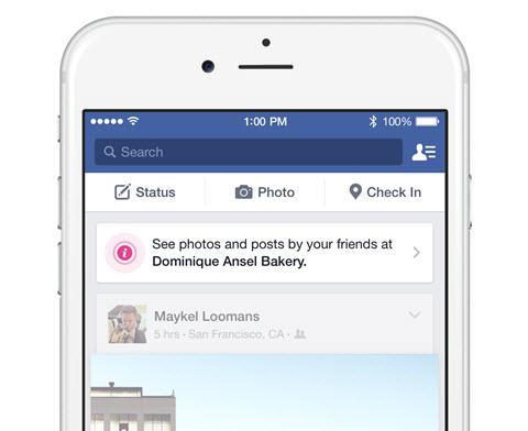 facebook beacon post