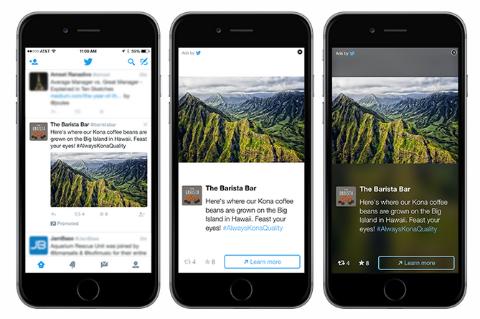 twitter advertising platform