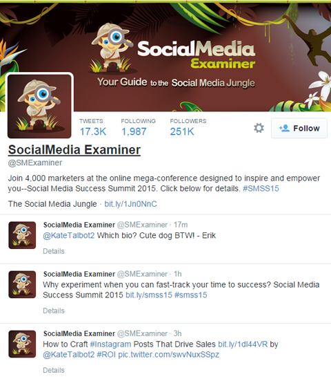 How to Optimize Your Tweets for Search : Social Media Examiner