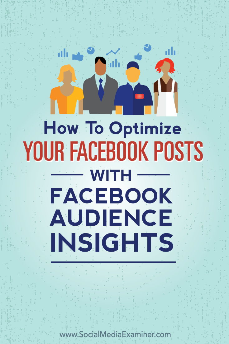 how to optimize facebook posts with audience insights