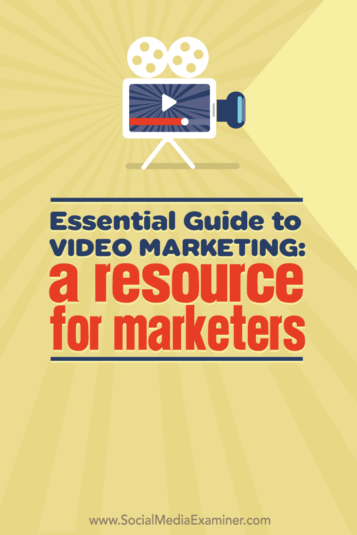 resource for video marketing