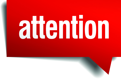 attention image shutter stock 224528383