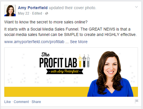 Amy Porterfield Profit Lab