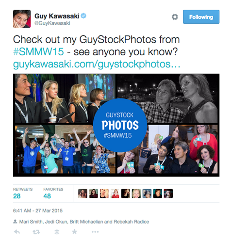 smss15 image tweet from guy kawasaki