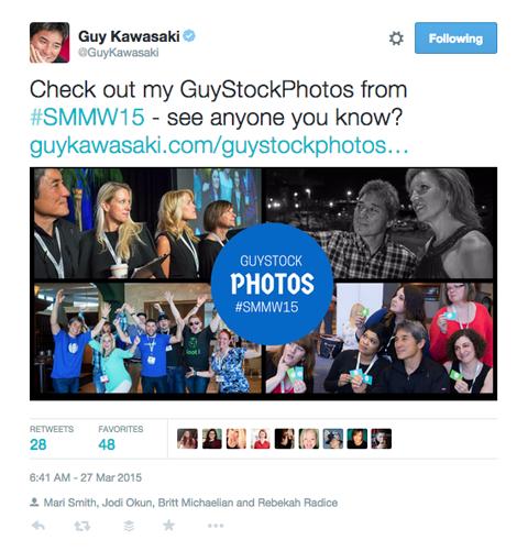 smss15 image tweet from guy kawasaki