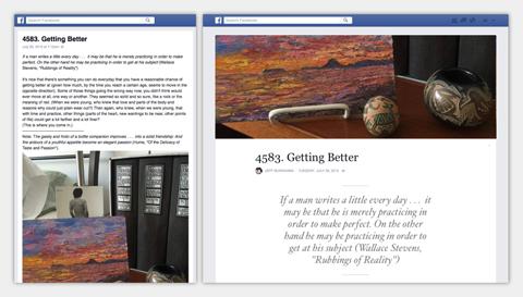 facebook notes enhancements