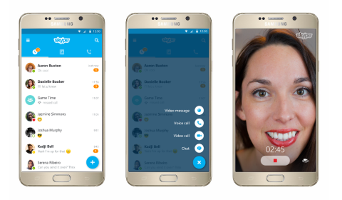 skype 6.0 android update