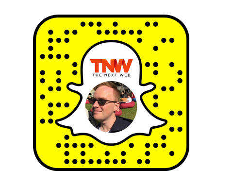 snapcode from thenextweb