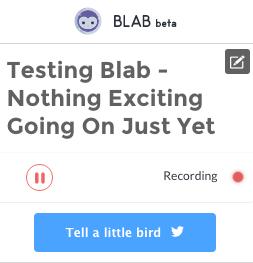 pause blab recording image