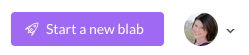 start new blab button image