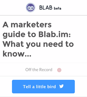 ask people to share blab image