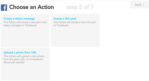 ifttt pin to buffer action