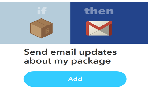 ifttt recipe example