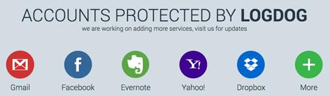 logdog protected accounts