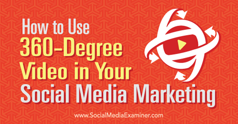 Use 360 In Social Media Marketing