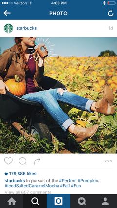 starbuchs instagram