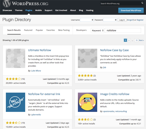 nofollow plugins for wordpress