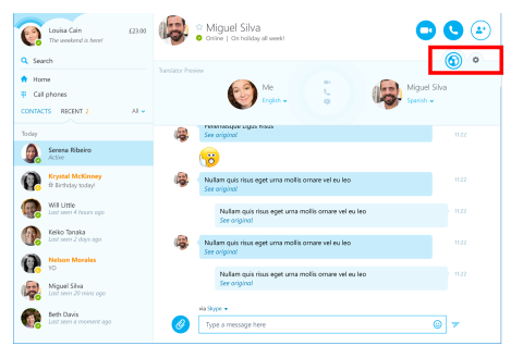 skype translator now available