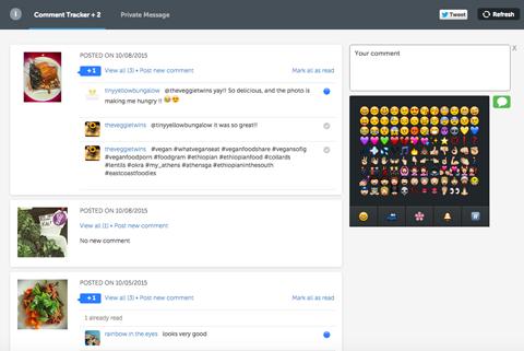 iconosquare screenshot