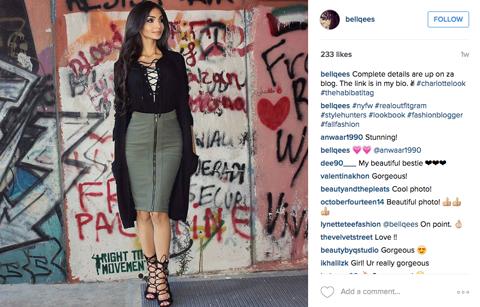 charlotte russe ugc instagram post