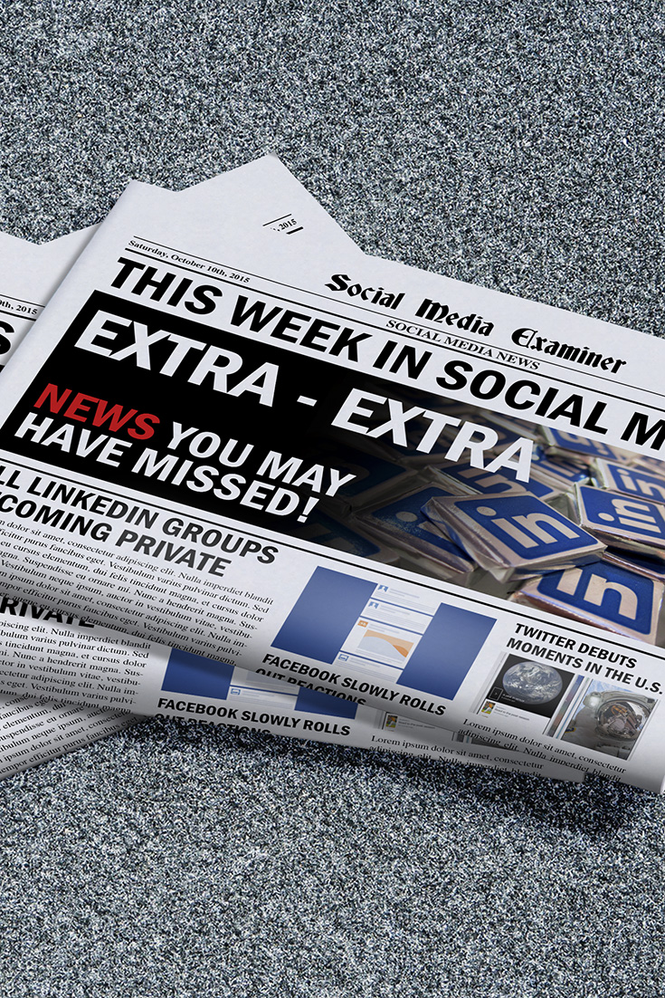 social media examiner weekly news october 10 2015
