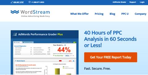 wordstream lead generator