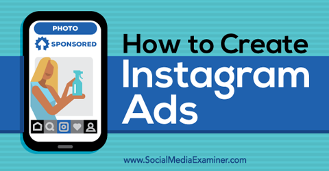 how to create instagram ads