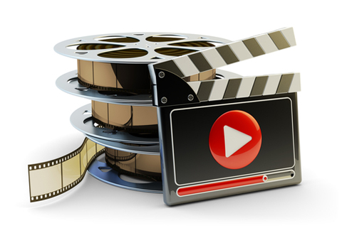 video player image shutter stock 315954119