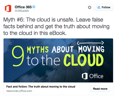 office 365 facebook ad