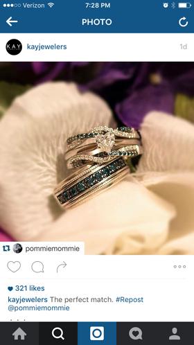kayjewelers instagram
