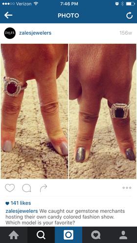 zalesjewelers instagram