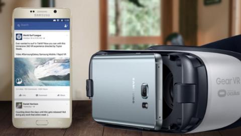 facebook 360 video update