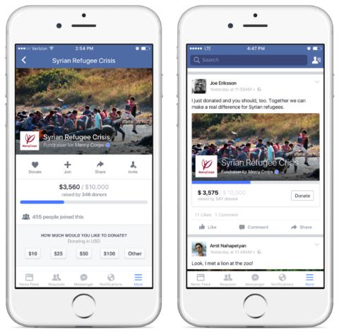 facebook nonprofit tools