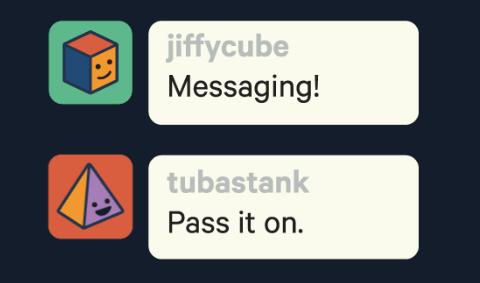 tumblr messenging