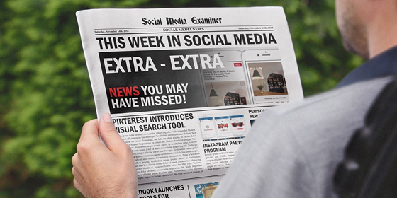 Pinterest Launches Visual Search: This Week in Social Media