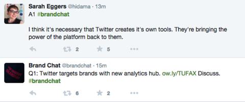 brandchat tweets